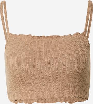 Gilly Hicks Nattskjorte i brun