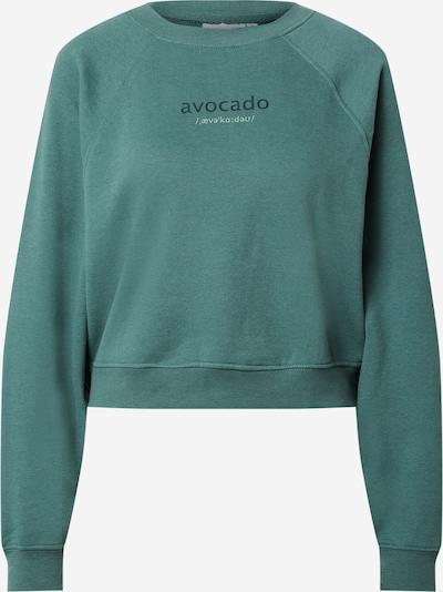 ONLY Sweatshirt 'Bella' in grün, Produktansicht