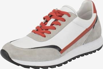 Ekonika Sneakers 'ALLA PUGACHOVA' in White