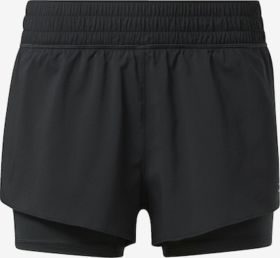REEBOK Shorts in schwarz, Produktansicht