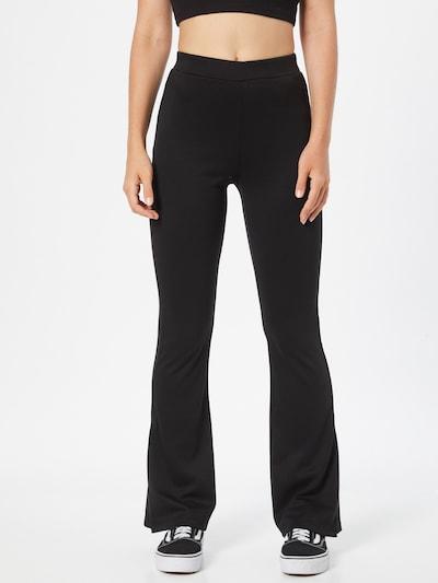 VILA Hose 'TINNY' in schwarz, Modelansicht