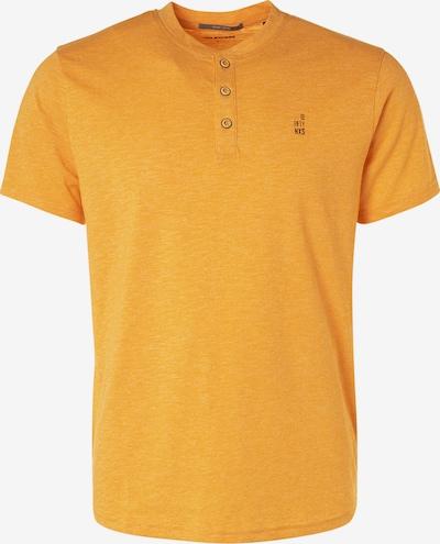No Excess Shirt in de kleur Donkergeel, Productweergave