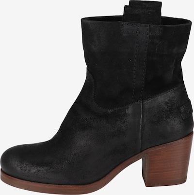 SHABBIES AMSTERDAM Stiefelette zum Schlüpfen in schwarz, Produktansicht