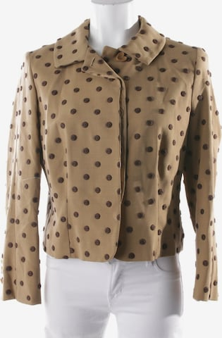 MOSCHINO Blazer in L in Brown
