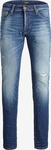 JACK & JONES Jeans 'Glenn Ikon' in Blue