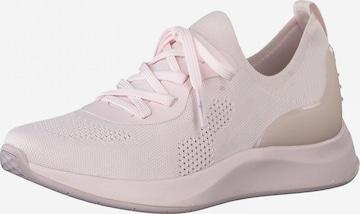 Tamaris Fashletics Sneakers in Pink