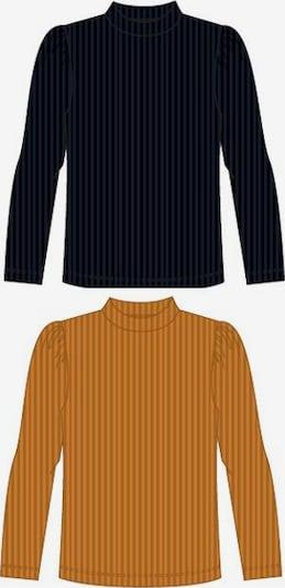 Tricou 'ROSEMYNTE' NAME IT pe galben auriu / negru, Vizualizare produs