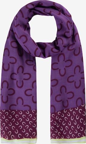 CODELLO Scarf in Purple