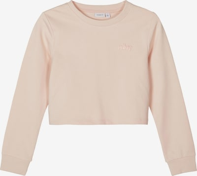 NAME IT Sweatshirt in hellpink, Produktansicht