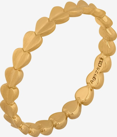 Jacques Lemans Ring in gold, Produktansicht