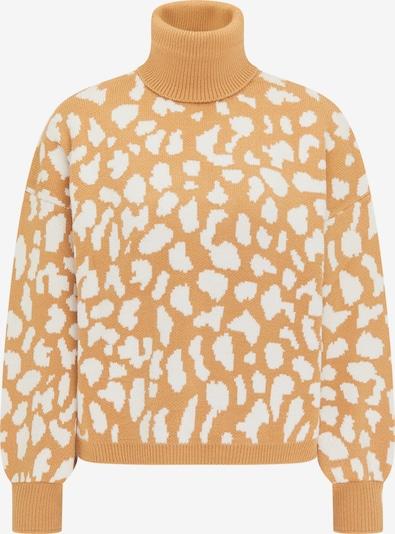 MYMO Pullover in hellbeige / offwhite, Produktansicht