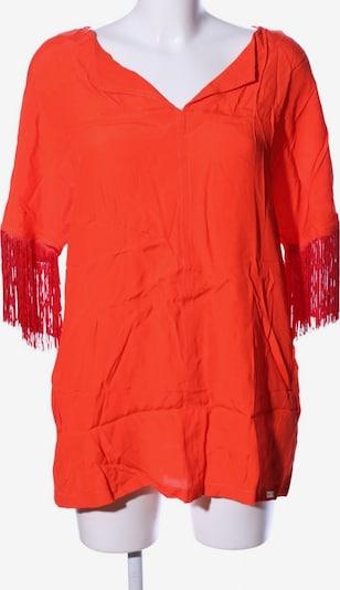 Miss Money Money Kurzarm-Bluse in XL in rot, Produktansicht
