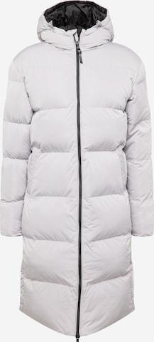 Superdry Winter Coat in Grey
