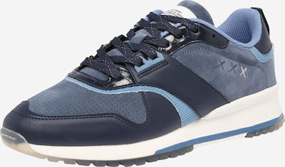 SCOTCH & SODA Sneaker 'Vivex' in blau / dunkelblau, Produktansicht