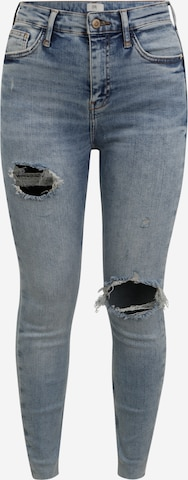 River Island Petite Jeans 'ROLAND' in Blue