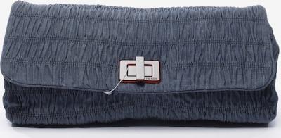 PRADA Clutch in M in blau / braun, Produktansicht