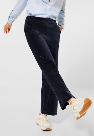 CECIL Pants in Blue