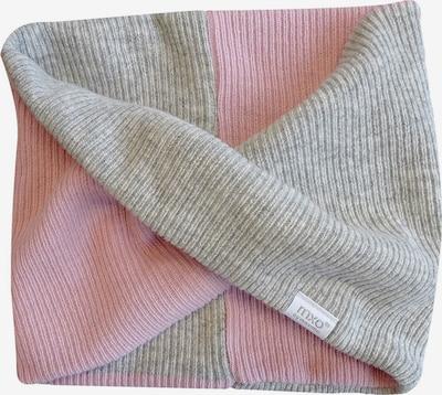 MAXIMO Schal in grau / rosa, Produktansicht