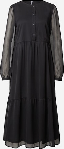 PIECES Dress 'CLUME' in Black