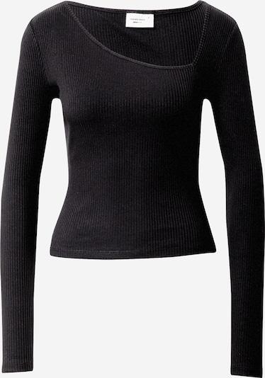 Gina Tricot Majica 'Hailey' | črna barva, Prikaz izdelka