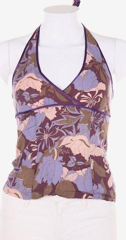 Topshop Top & Shirt in S in Purple