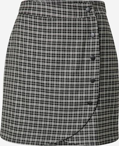 NAF NAF Falda 'CHARLINE' en negro / blanco, Vista del producto