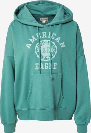 American Eagle Sweatshirt in Jade, Item view