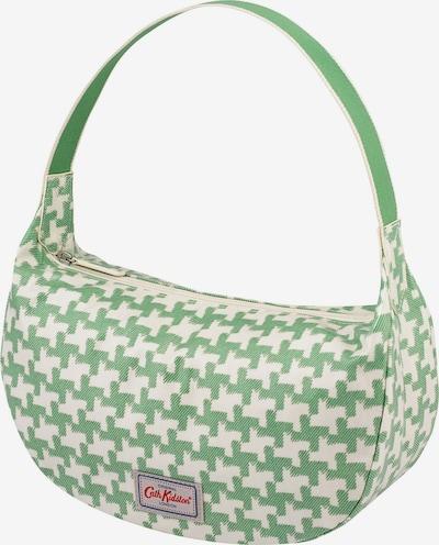 Cath Kidston Shoulder Bag in Cream / Green, Item view