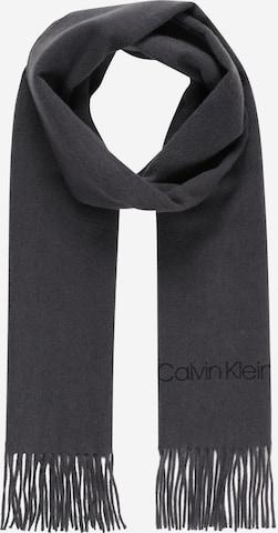 Écharpe Calvin Klein en gris