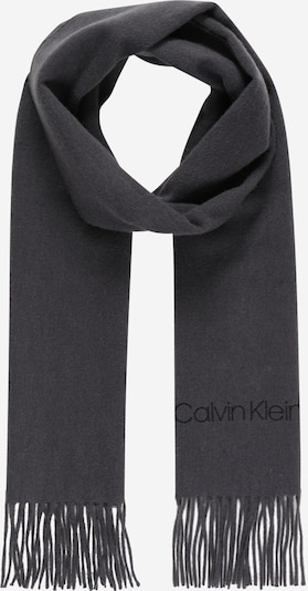 Calvin Klein Šál - antracitová, Produkt