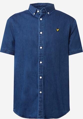 Camicia di Lyle & Scott in blu