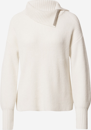 s.Oliver BLACK LABEL Pullover in offwhite, Produktansicht