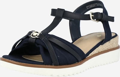 TOM TAILOR Sandály - modrá, Produkt