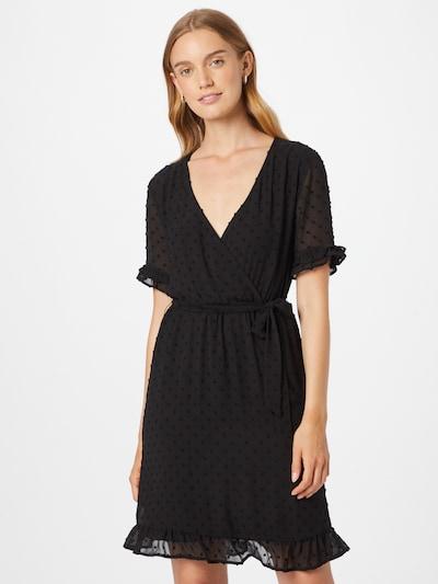 VILA Kleid 'DOTTEN' in schwarz, Modelansicht