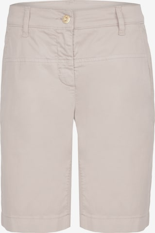 DANIEL HECHTER Shorts in Weiß