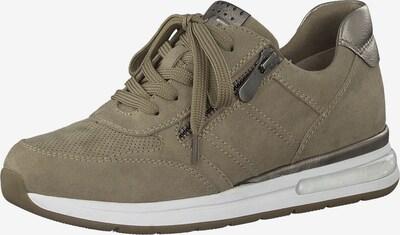 Sneaker low MARCO TOZZI pe maro deschis, Vizualizare produs