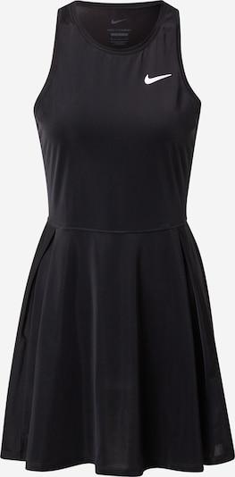 NIKE Αθλητικό φόρεμα 'Advantage' σε μαύρο / λευκό, Άποψη προϊόντος