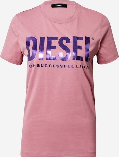 DIESEL Shirt 'Sily' in pink, Item view