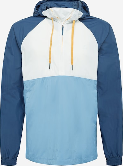 Giacca per outdoor 'Portland' Schöffel di colore blu fumo / blu cielo / bianco, Visualizzazione prodotti
