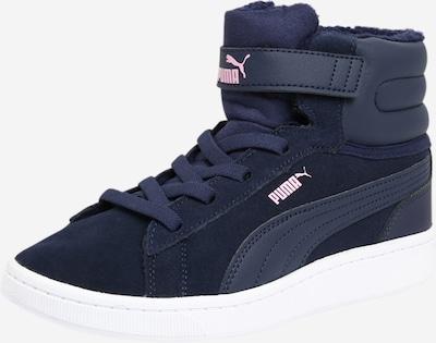 PUMA Sneaker 'Vikky' in navy / weiß, Produktansicht