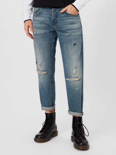 Džinsai 'Alum' iš G-Star RAW , spalva - tamsiai (džinso) mėlyna, Modelio vaizdas