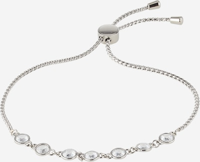 TOMMY HILFIGER Armband in silber / transparent, Produktansicht