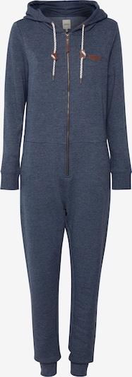 Oxmo Jumpsuit in de kleur Donkerblauw, Productweergave