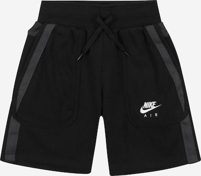 Kelnės iš Nike Sportswear , spalva - pilka / juoda, Prekių apžvalga