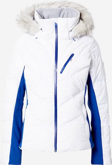 ROXY Sportjacke in blau / weiß, Produktansicht