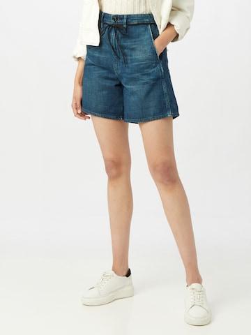 G-Star RAW Hosen 'Lintell Short' in Blau