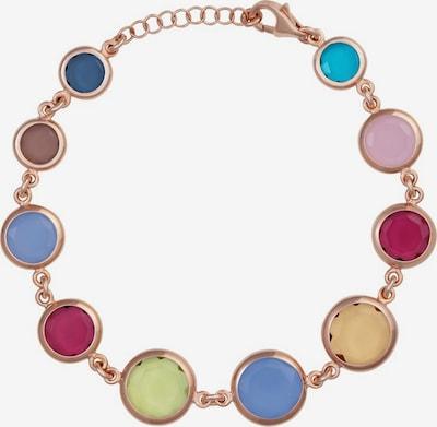 Zoccai Armband in gold / mischfarben, Produktansicht