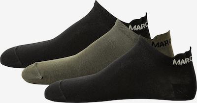 Marc O'Polo Bodywear Socken 'Larsen' in khaki / dunkelgrün, Produktansicht