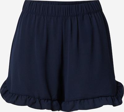 ONLY Pantalon 'NOVA' en bleu foncé, Vue avec produit