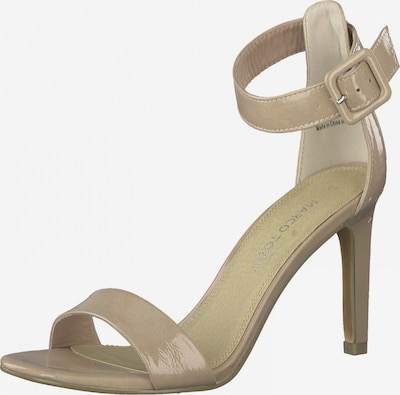 MARCO TOZZI Sandale in taupe, Produktansicht